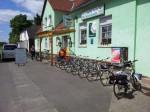Räderparkplatz