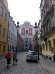 Kloster in Poznen